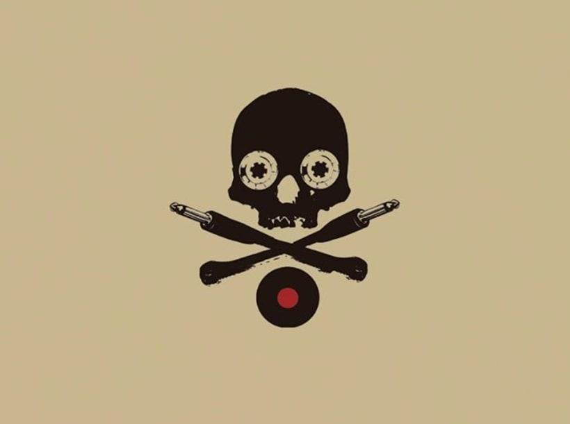 Barbarroja Producciones: Logo 1