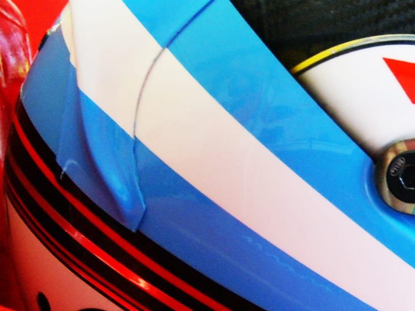 Diseño Casco Formula 1