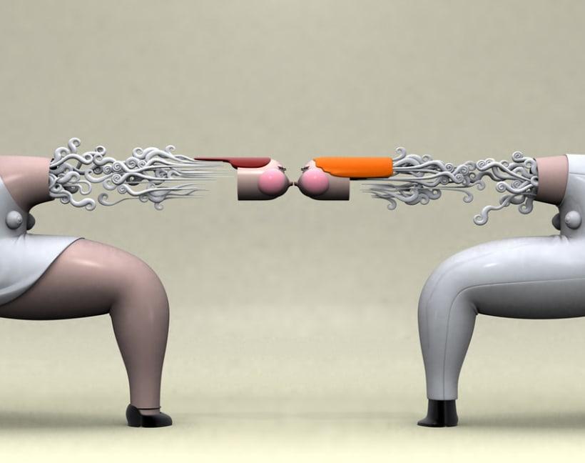 Ilustración 3D 5