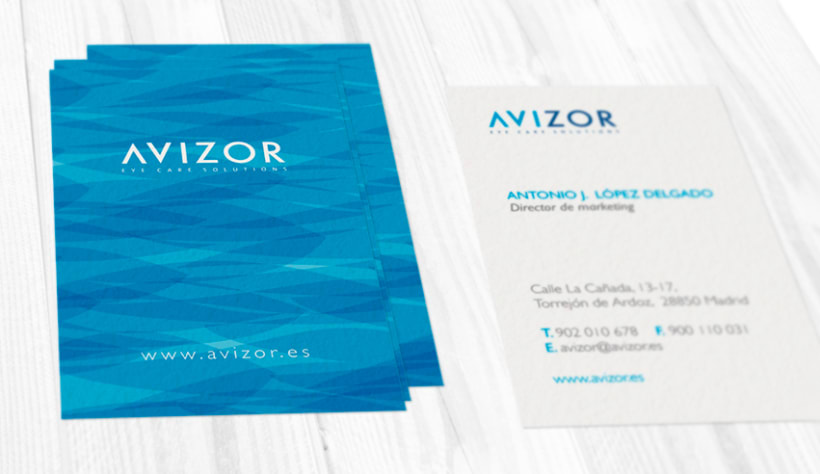 AVIZOR · Stationery 3