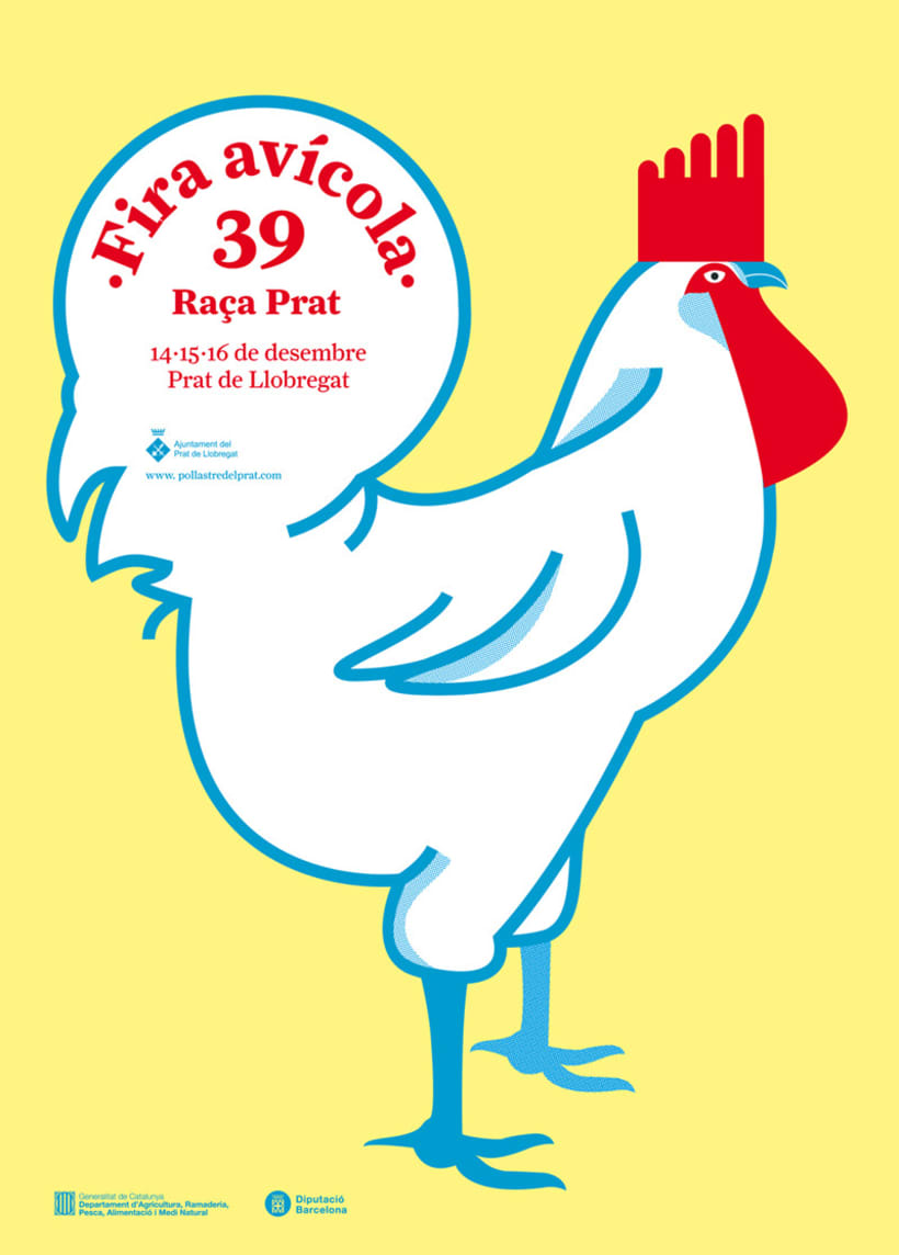Poster Fira avícola  2