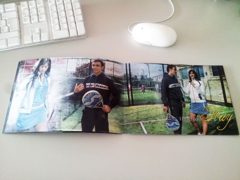 Catálogo Textil Padel 4