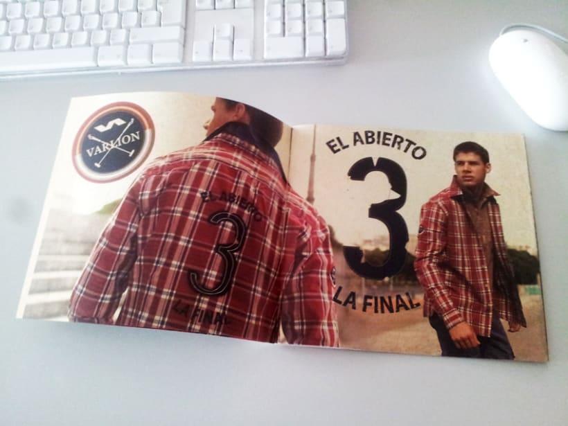 Catálogo Textil Polo 4