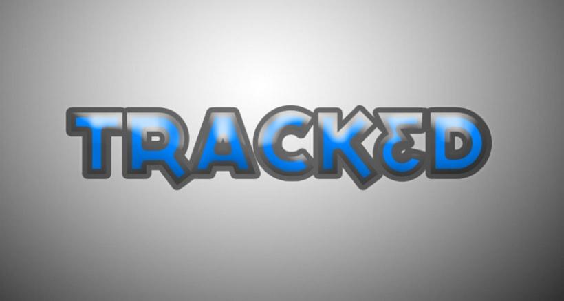 Logo Tracked 3D  3
