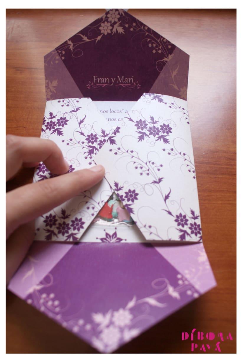 Invitaciones de boda 2