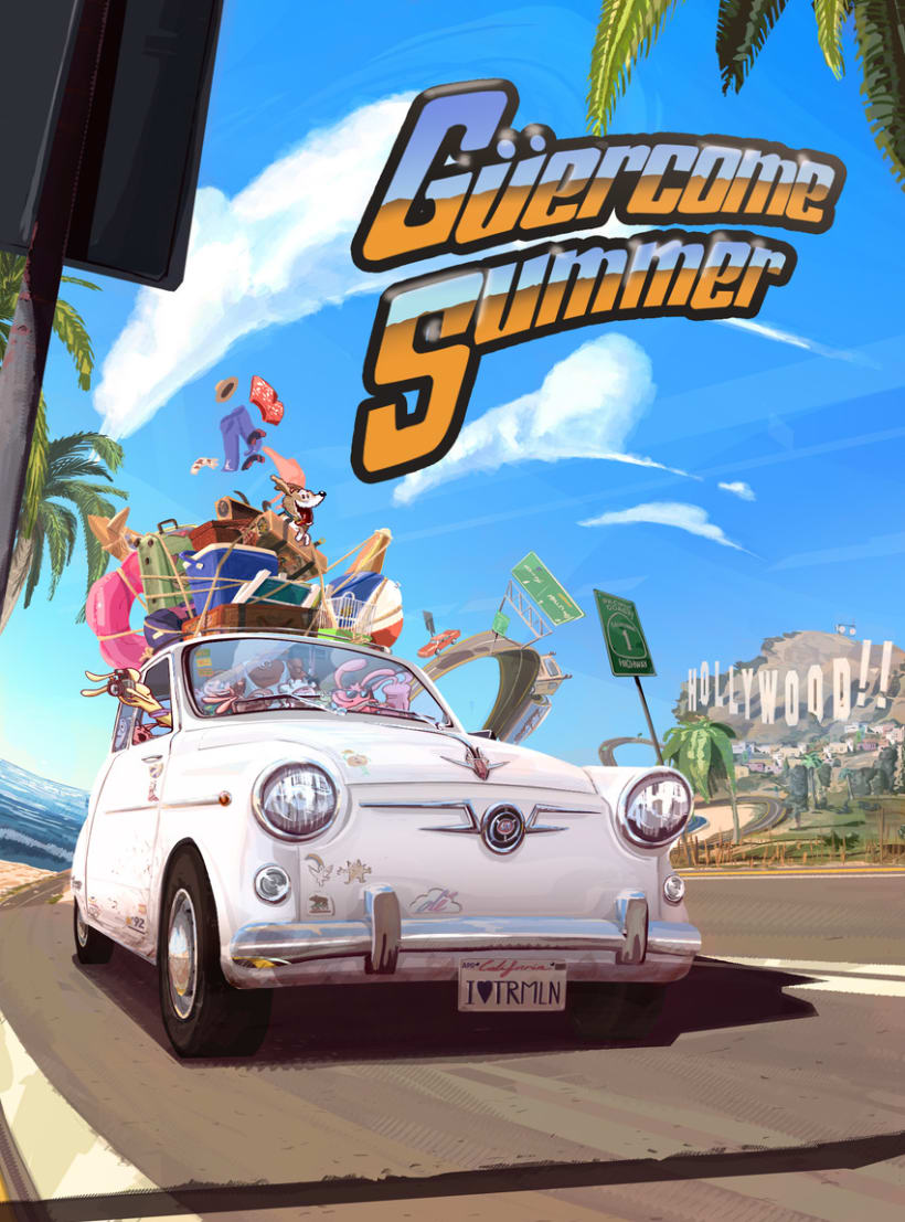 GÜERCOME SUMMER 7