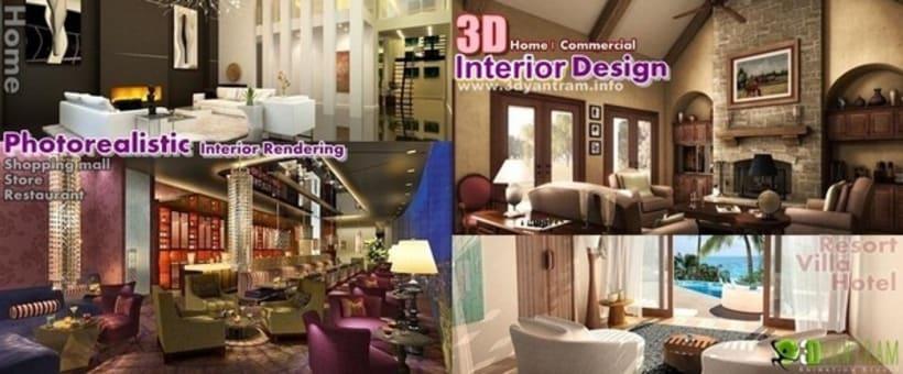 Representación arquitectónica 8