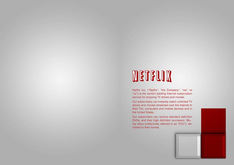Netflix - Annual Report 2