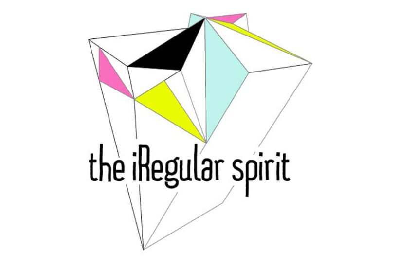 Logo the Iregular spirit 2