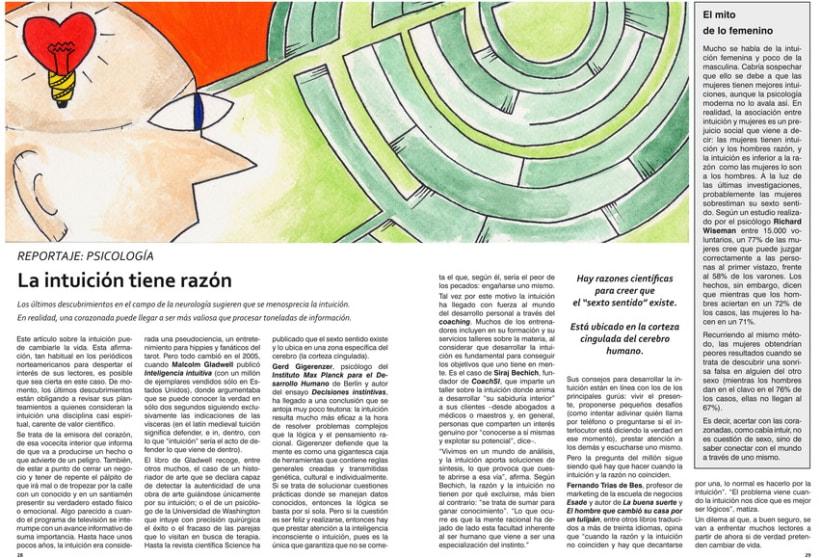 prensa, la intuición 1