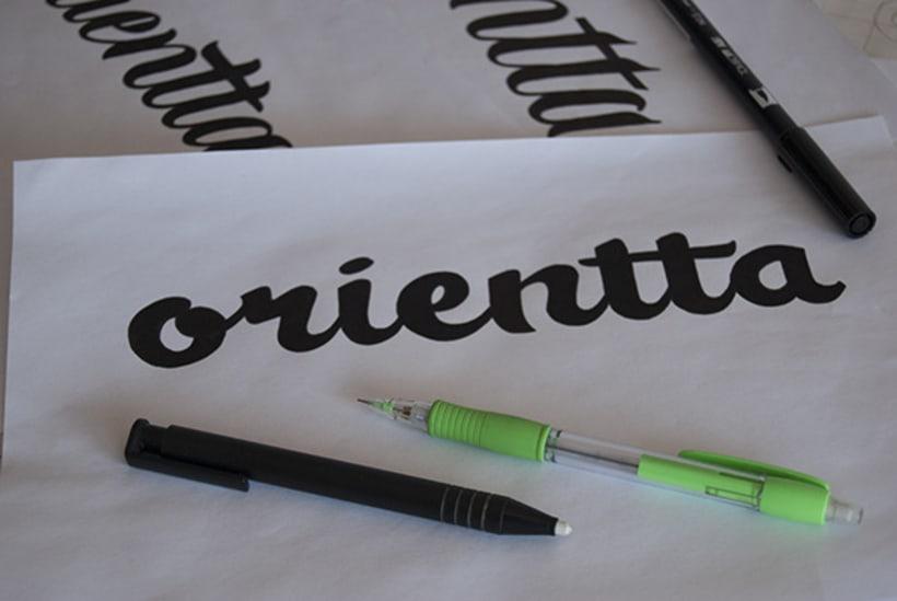 Handmade logo - Orientta.com 5