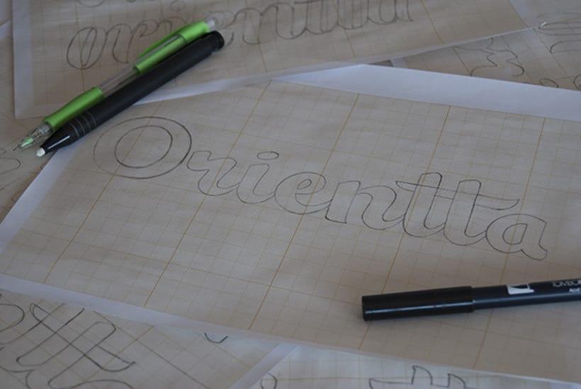 Handmade logo - Orientta.com 6