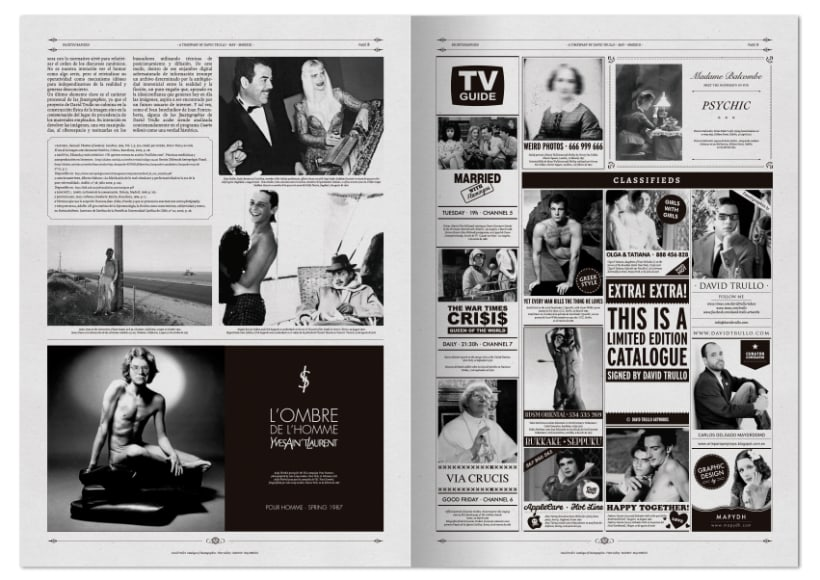 FAUXTOGRAPHIES · Art Exhibition Catalogue  7