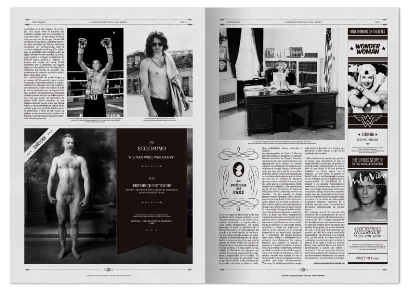 FAUXTOGRAPHIES · Art Exhibition Catalogue  6