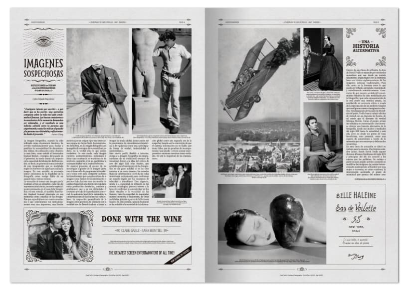 FAUXTOGRAPHIES · Art Exhibition Catalogue  5