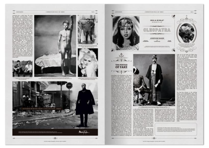 FAUXTOGRAPHIES · Art Exhibition Catalogue  4