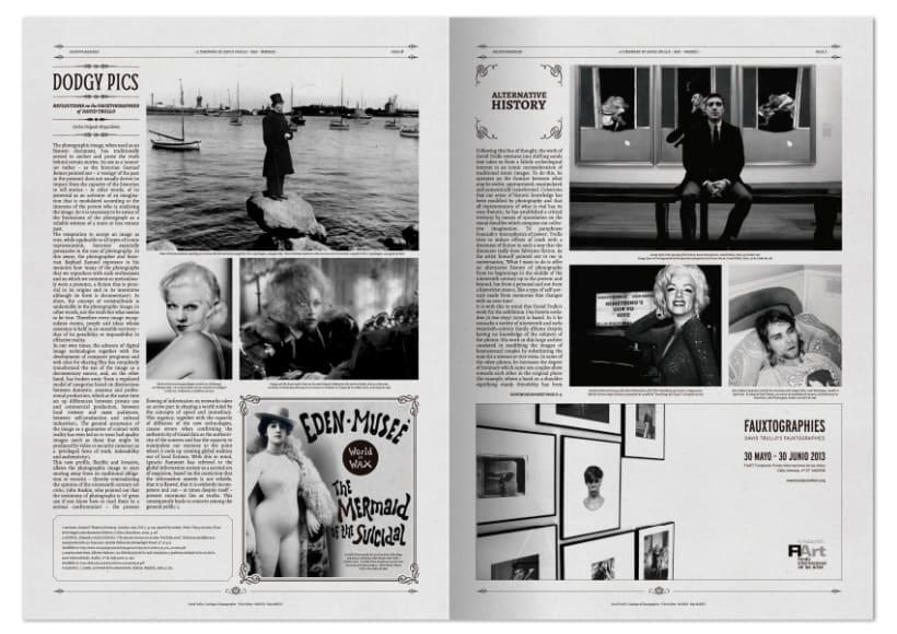 FAUXTOGRAPHIES · Art Exhibition Catalogue  3