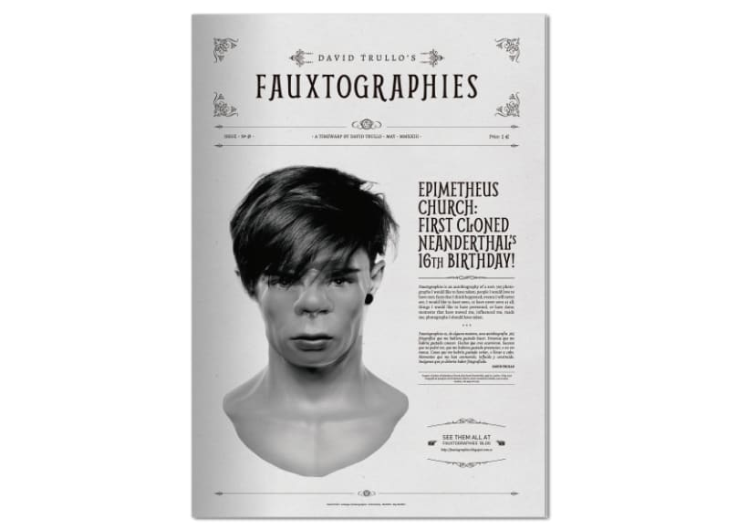 FAUXTOGRAPHIES · Art Exhibition Catalogue  2
