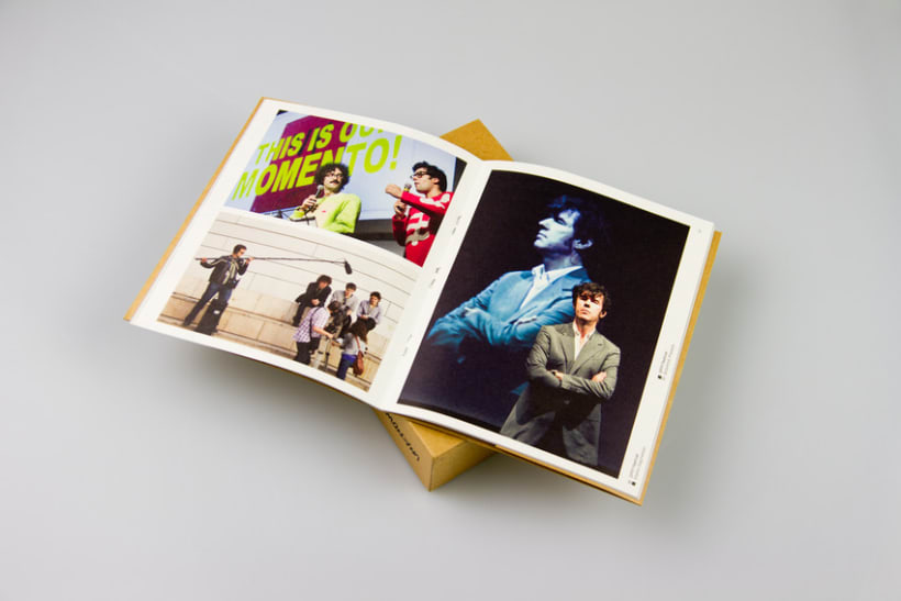 UNKNOWN DISORDER / OFFF BOOK 2012 3