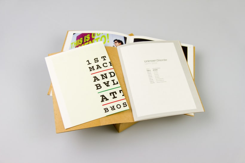 Offf book 2012 / Poster 5