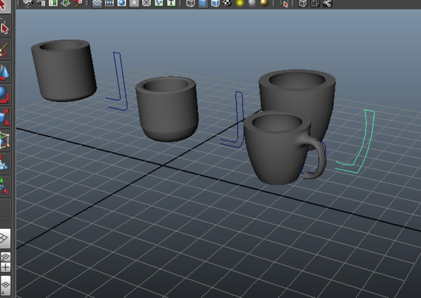 Render - 3D - Modelado 2