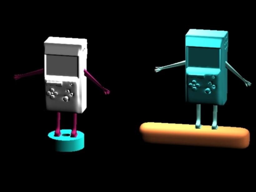 Render - 3D - Modelado 1