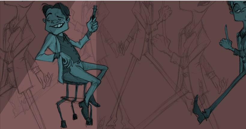 ilustraciones y personajes 2