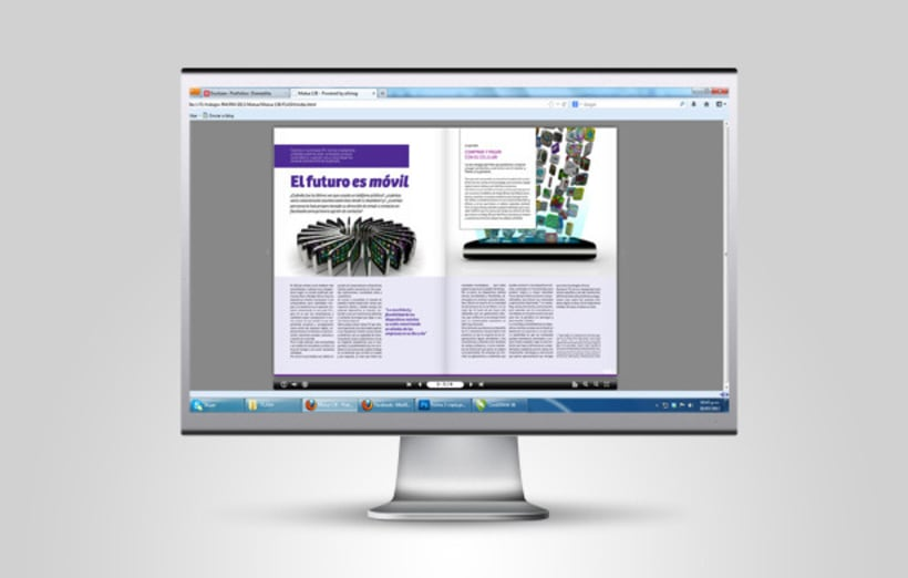 | Revista digital | 1
