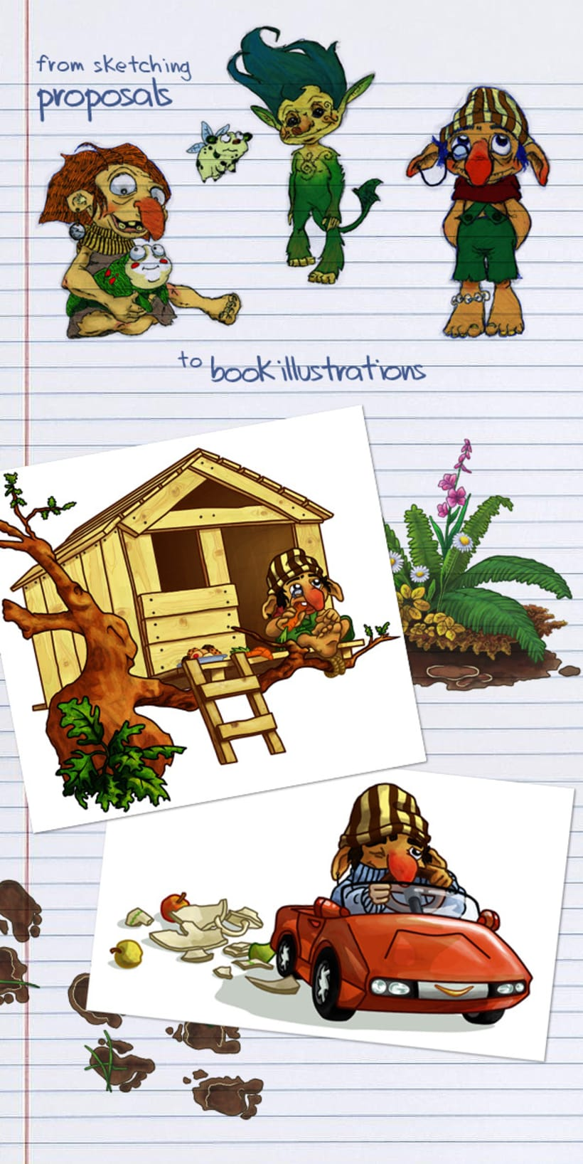 Ilustraciones 2007 2