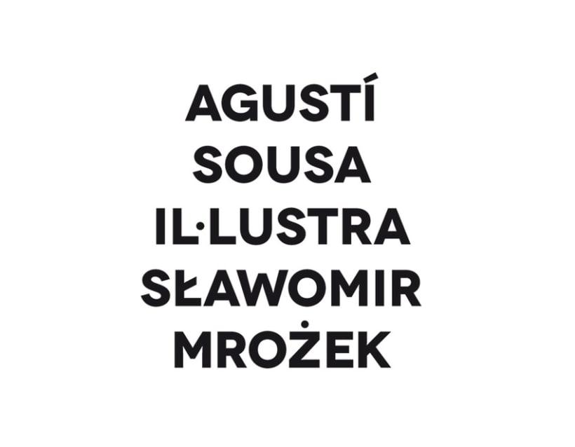 Ilustrando a Slawomir Mrozek 1