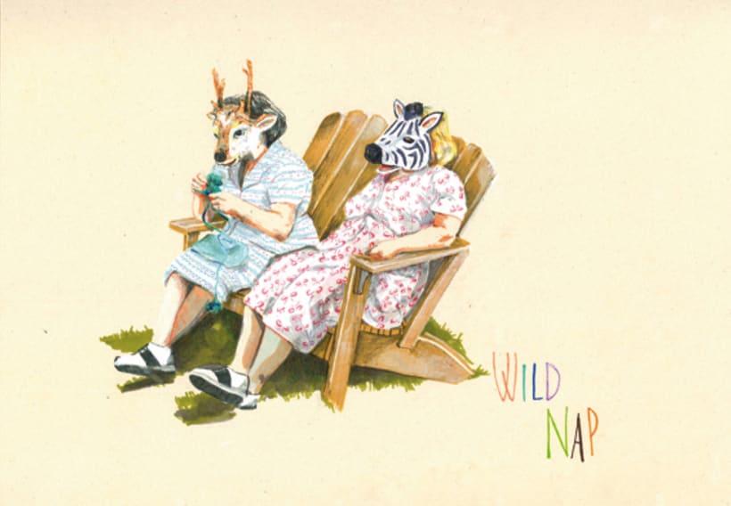 Wild, wild, wild. 6