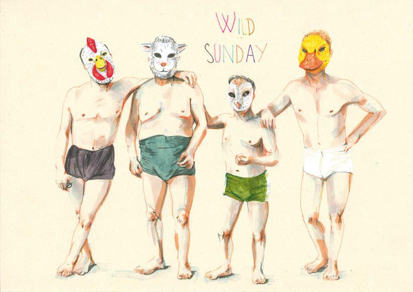 Wild, wild, wild. 2