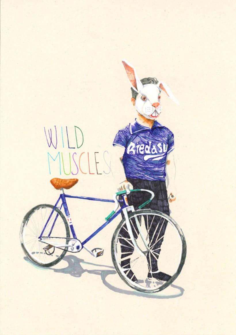 Wild, wild, wild. 1
