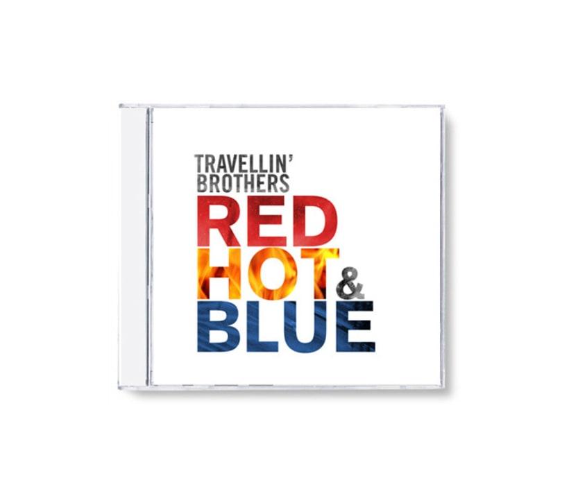 T'B Red Hot & Blue 1