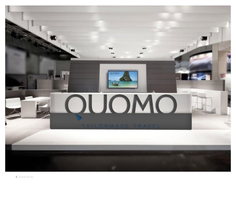 Quomo Tailor Made Travel 25