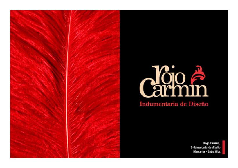 Rojo Carmín 1