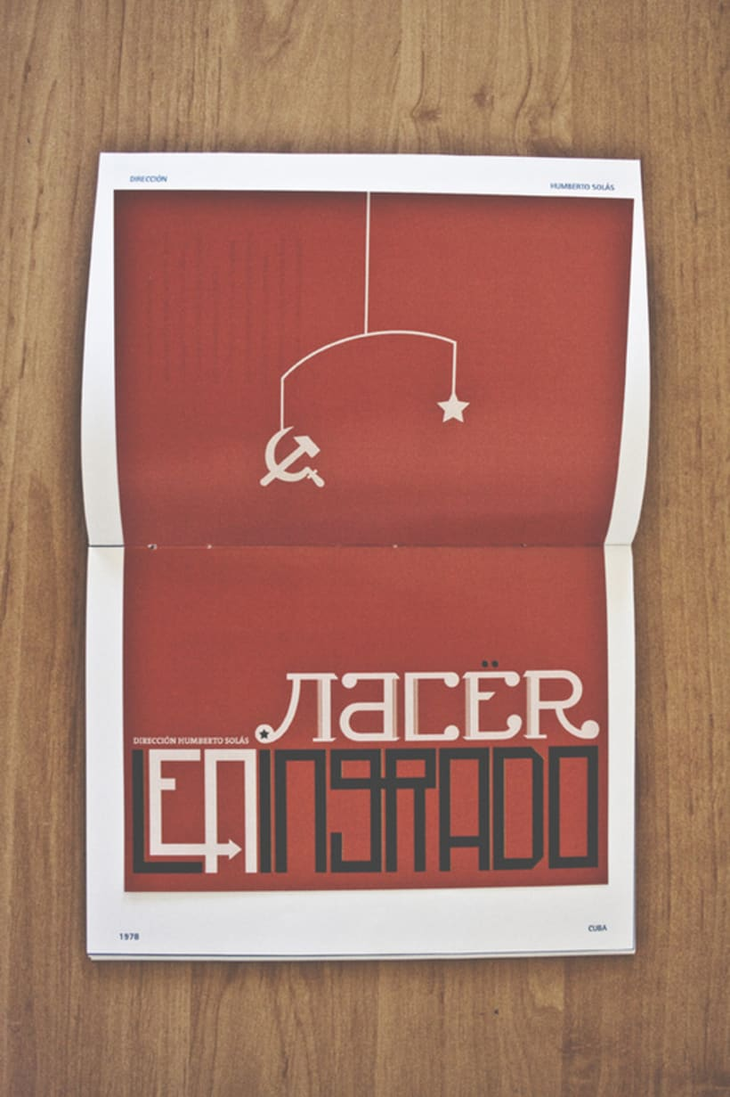 Cuban Film Posters 2