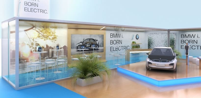 Stand BMW project agency 2