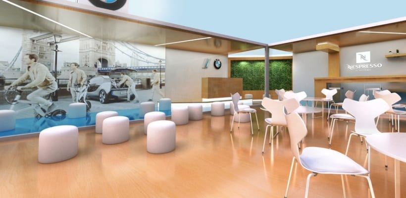 Stand BMW project agency 6