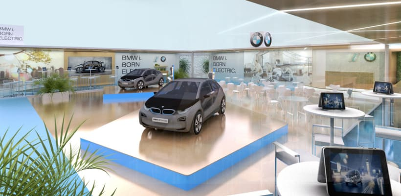 Stand BMW project agency 7