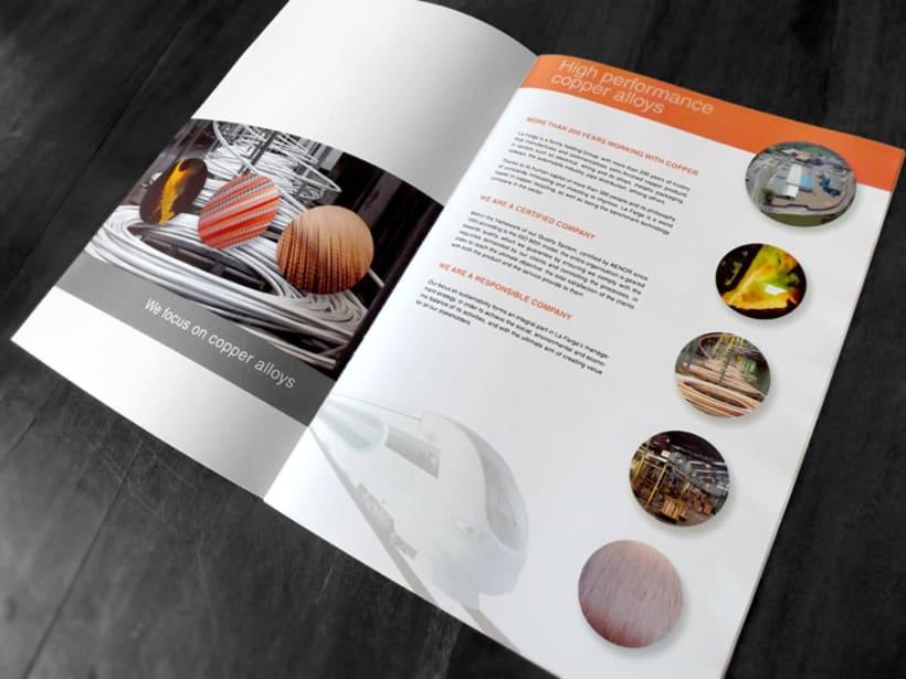 Diseño de catálogo de producto 3