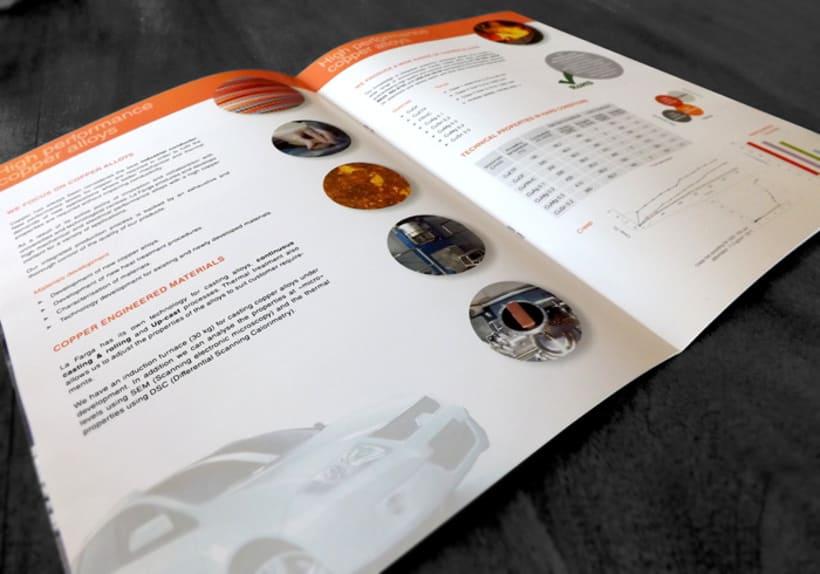 Diseño de catálogo de producto 5
