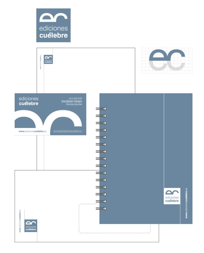 Logotipo e imagen corporativa 2