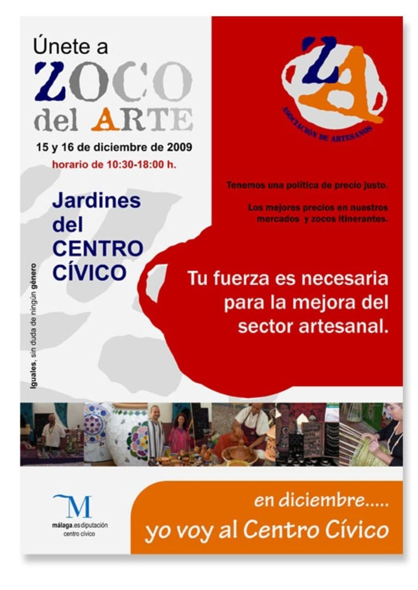 Centro Cívico Málaga 2009 2