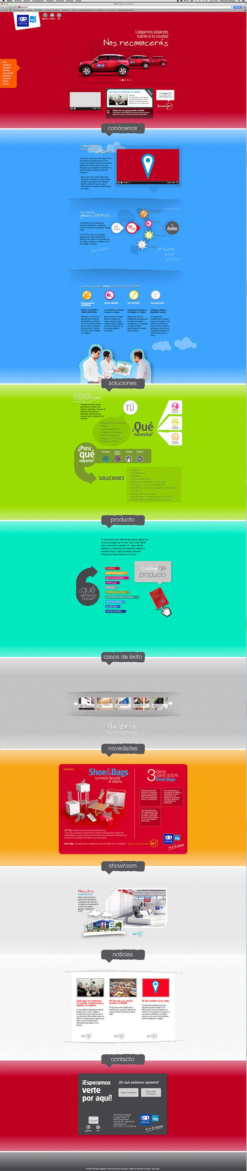 Web GPCITY 1