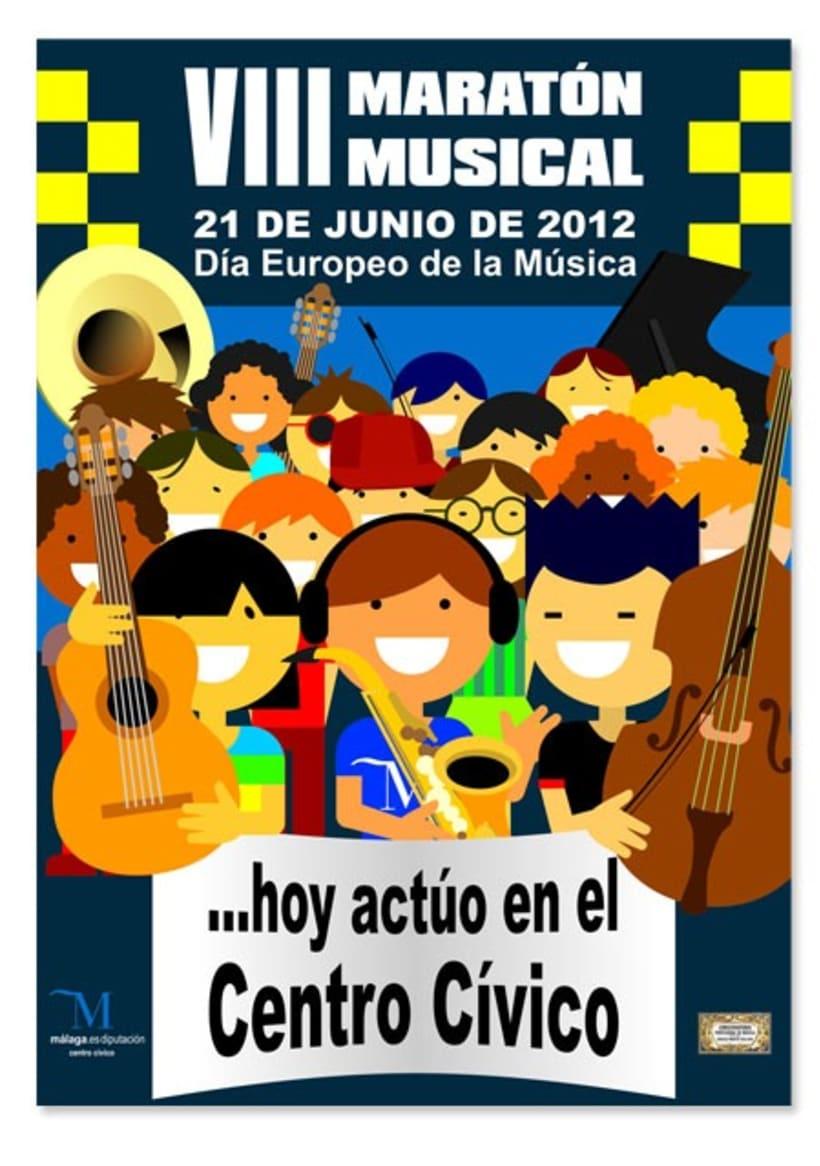 Centro Cívico Málaga 2012 1