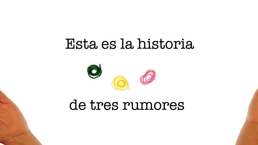 Rumores - Vídeo para un mundo mejor 4