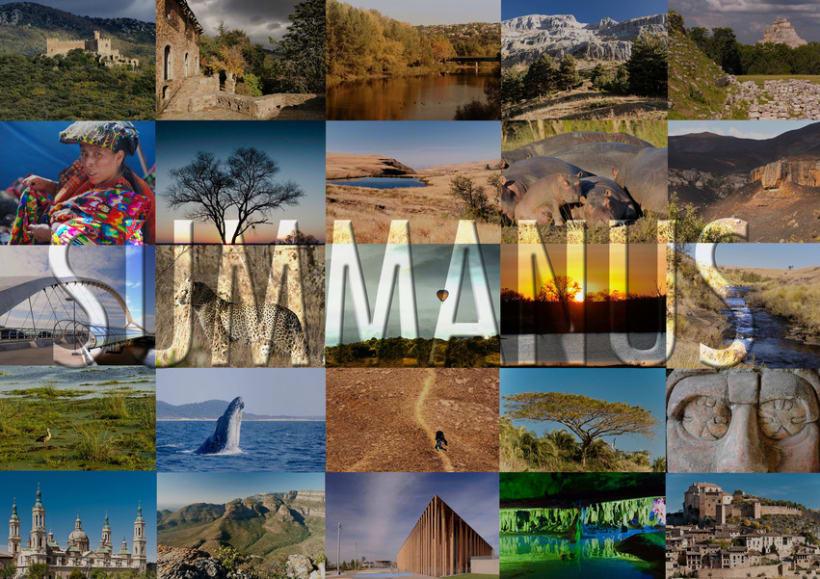 Diseño gráfico Editorial Summanus 6