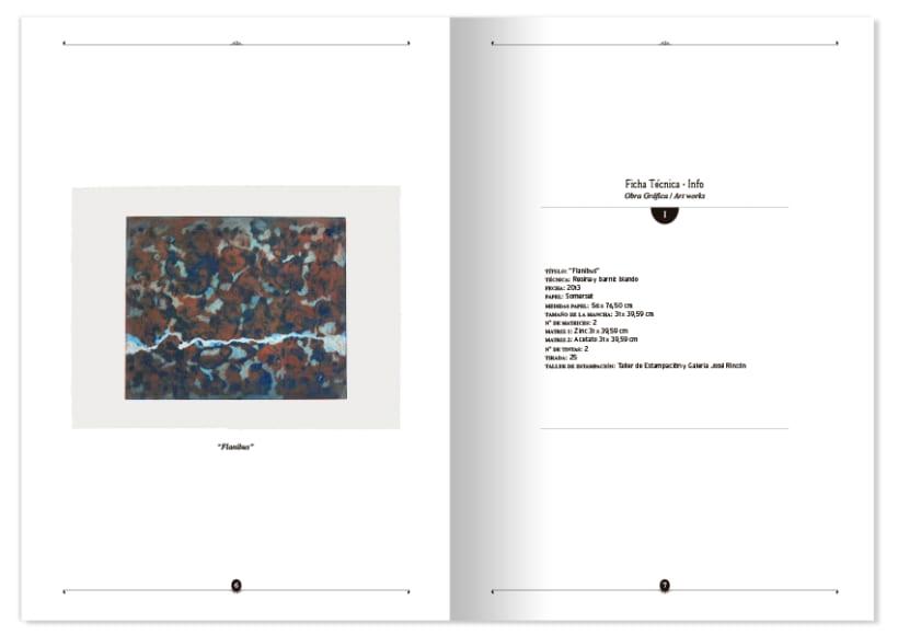 HERIDA · Artist Portfolio Design 7