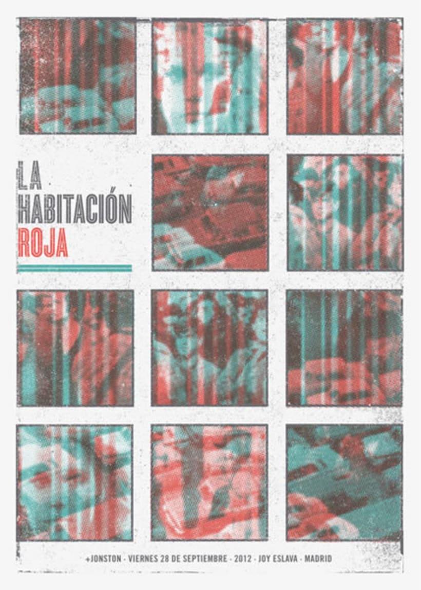 Carteles de conciertos II 8